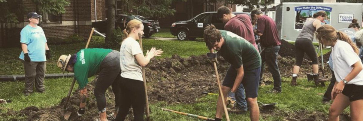 Christ the King Service Corps Offers Life-Changing Service