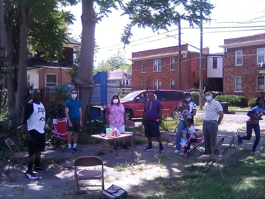 Enfleshing Jesus' Love, Meeting Community Needs