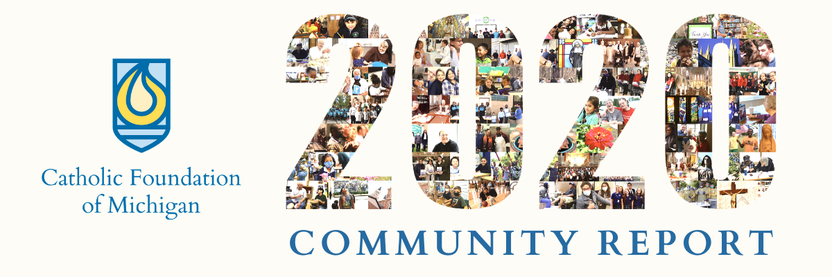 2020 Community Report: Together As One