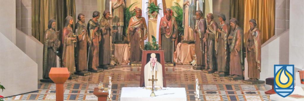 Pentecost Pilgrimage