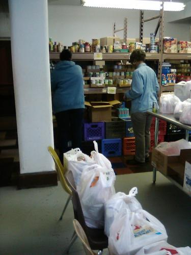 St. Augustine St. Monica Food Pantry
